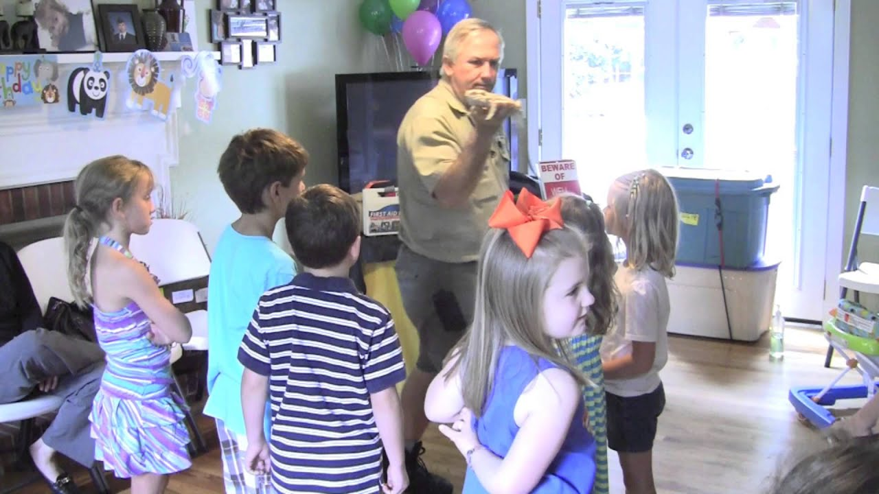 Kids Birthday Parties Greenville SC The Best Party