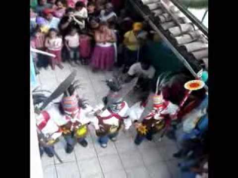 Ocoxuchil 2010 baile cueras(capitanes) en quechultenango