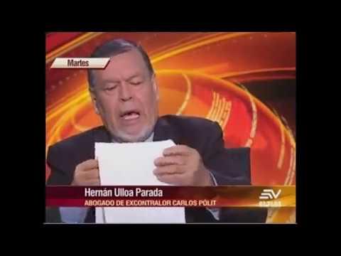 Entrevista a Diego García, Procurador General del Estado - Contacto Directo