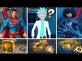 - NEW Season 7 ALL BOSSES, MYTHIC WEAPONS, KEYCARD VAULT LOCATIONS! Boss Superman, Rick , Dr Slone