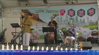 Asian Culture Celebrated At 38th Annual Lotus Festival