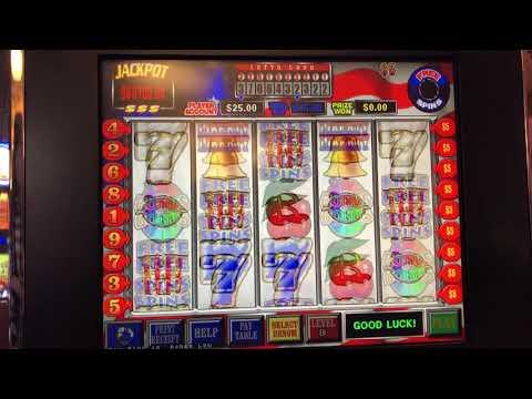 Liberty Seven Free Spin Wins  Choctaw Casino, Durant, OK JB Elah Slot Channel
