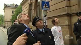 168 hodin - Jménem zákona - Greenpeace versus Policie ČR