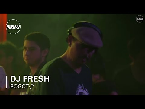 DJ Fresh Boiler Room Bogotá DJ Set