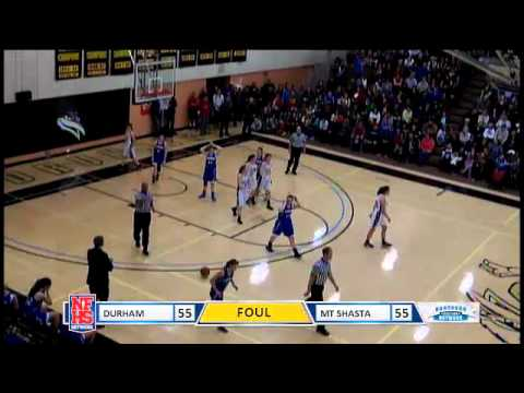 Mt. Shasta ties the game in 3OT then Manley takes a charge to get the ball back