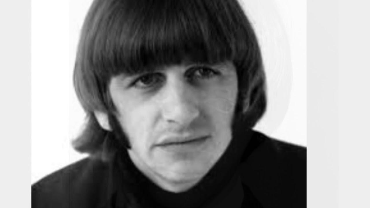 Ringo Starr Face Transformation (1963-1967 - YouTube