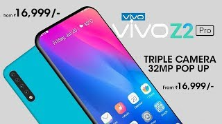Vivo Z2 Pro: Official, First Look, Full Specifications, Price, Launch Date!! Vivo Z2 Pro