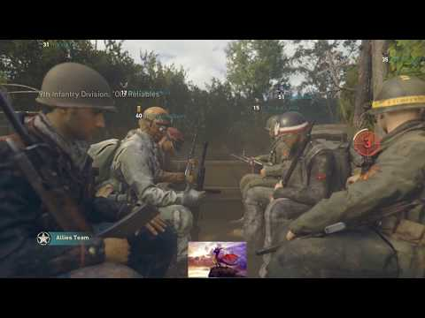"""""""Self Righteous Man!"""" Call of Duty: World War II with Spyro #7 Type-100 Gameplay"""