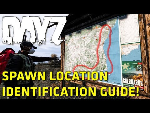 Spawn Location Guide for PS4, Xbox and PC - DayZ