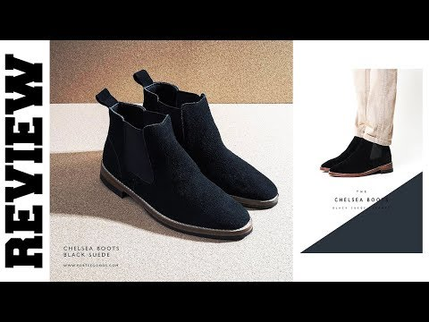REVIEW SEPATU CHEALSEA BOOTS LOCAL BRAND