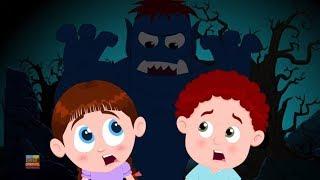 Beware of the Dark | Halloween Stories | Schoolies Songs for Children