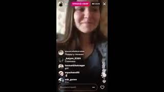 ПРЯМОЙ ЭФИР Ксения Смирнова НиНо