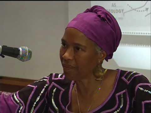 Dr Marimba Ani