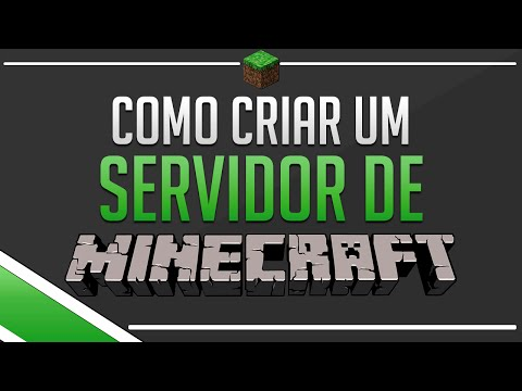 Como Criar um Servidor de Minecraft 1.8.3 [2015]