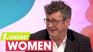 Joe Pasquale Once Had a Very Smelly Encounter With the Queen | Loose Women