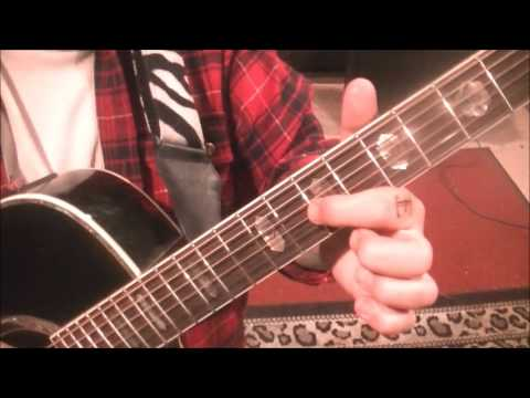 Blind Melon - No Rain - Acoustic Guitar Lesson by Mike Gross