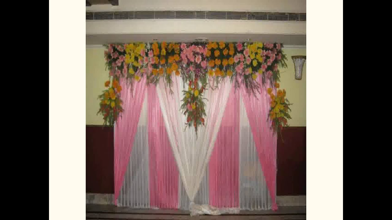 New balloon wedding decoration ideas youtube new balloon wedding decoration ideas junglespirit Images