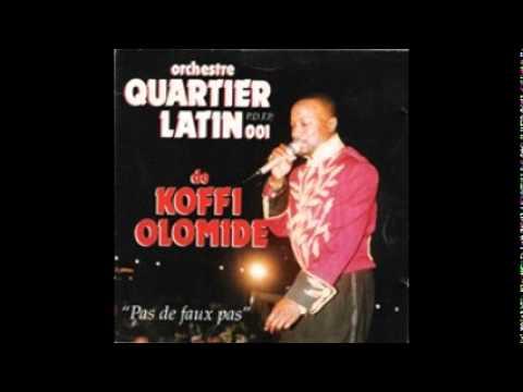 KOFFI OLOMIDE - ETAGE YA SUKA (PAS DE FAUX PAS)