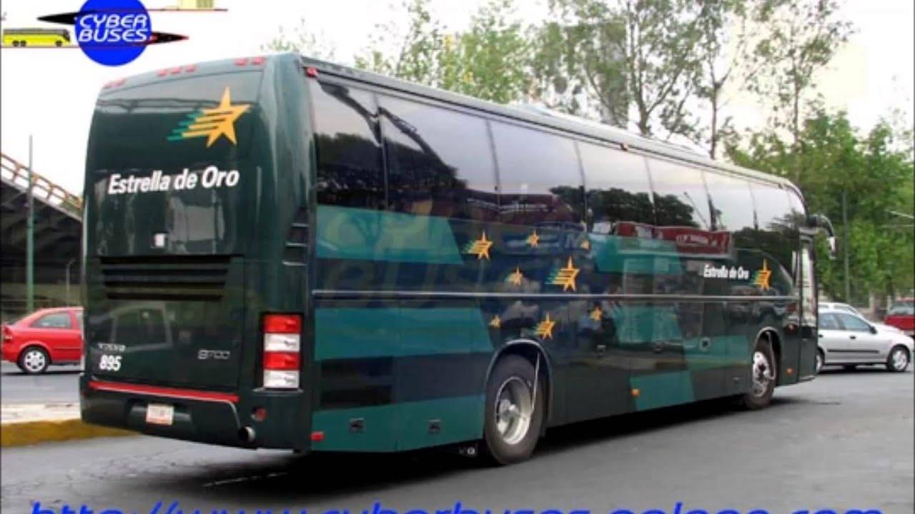 034f4ba541ff Autobuses Estrella De Oro - YouTube