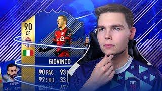 TOTS Giovinco, NIESAMOWITY Caputo! | FIFA 18