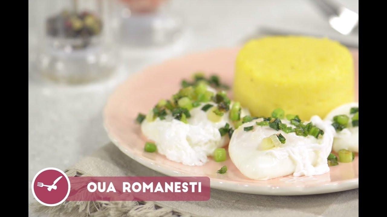 Reteta - Oua romanesti | Bucataras TV