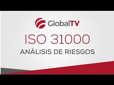 Análisis de riesgos según la ISO 31000 #GlobalTV