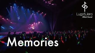 "Lugz&Jera (ラグズ・アンド・ジェラ) / 「Memories 」 from LIVE DVD ""One man LIVE 2018"""