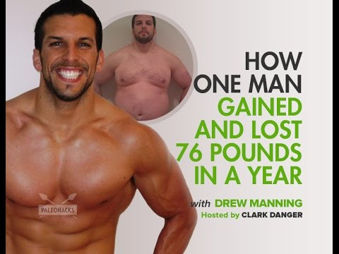 Drew Manning | How One Man Gained and Lost 76 Pounds in a Year