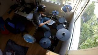Alestorm - 1741 (The Battle of Cartagena) (drums cover)