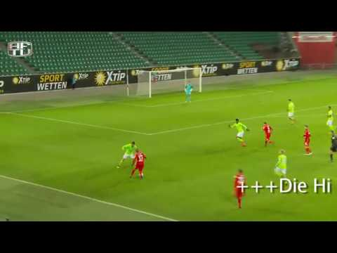 VFL Wolfsburg - 1. FC Union Berlin (1:2; Simon Hedlund)