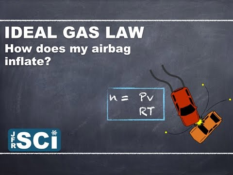 gas stoichiometry how does an airbag work youtube. Black Bedroom Furniture Sets. Home Design Ideas