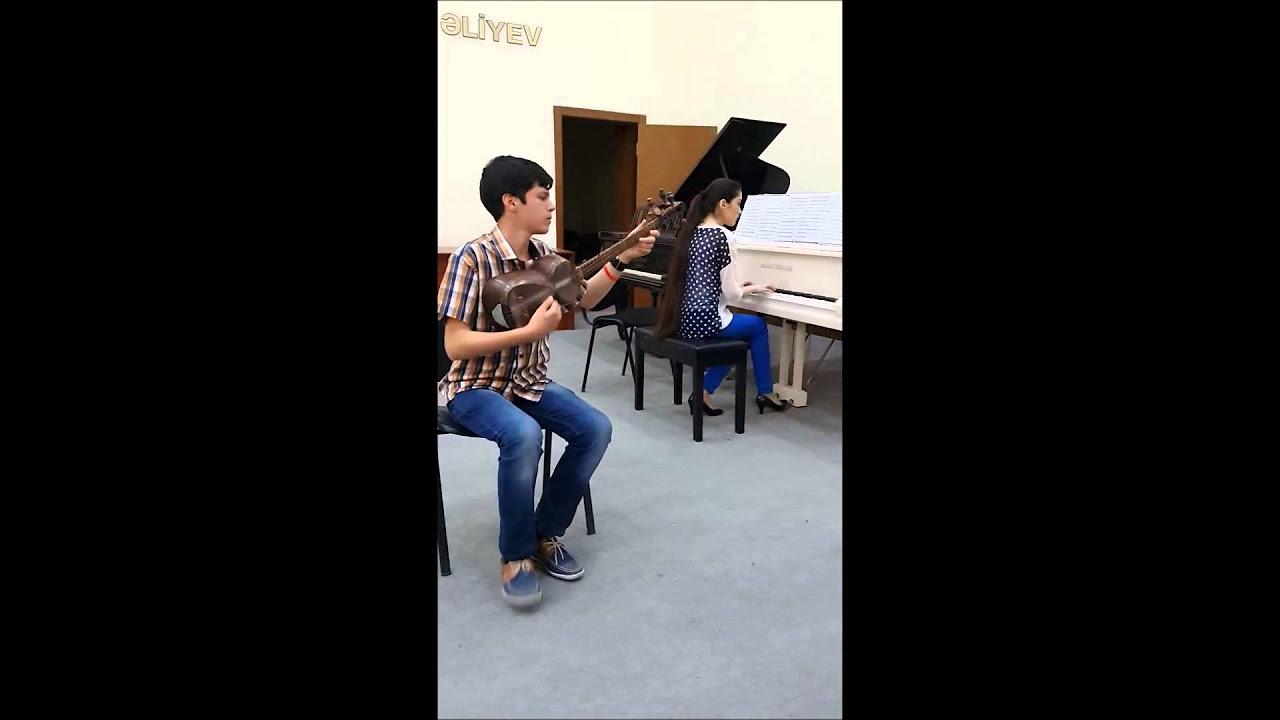 Üzeyir Hacıbəyov - 1-ci fantaziya