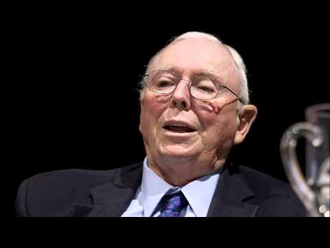 Charlie Munger - Daily Journal Meeting 2015