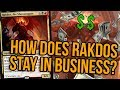 How Does Rakdos Stay in Business?