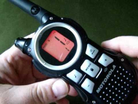 Motorola MR350R Two-Way