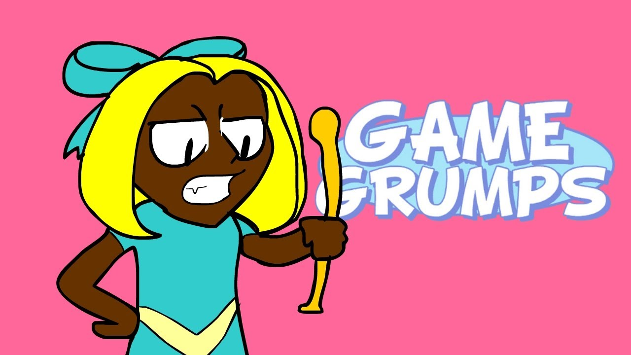 Game Grumps Animated - Magic Gumdrops