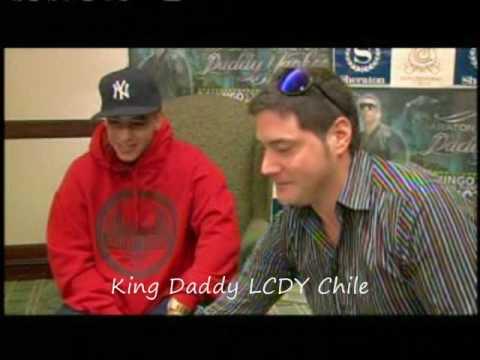 Entrevista A Daddy Yankee Para