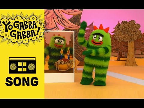 Birthday Song - Yo Gabba Gabba!