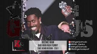 Beenie Man - Bad Man Nuh Funny (Throwback) @Krishna Davis