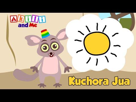 Jifunza Kuchora Jua na Bush Baby! - Akili and Me