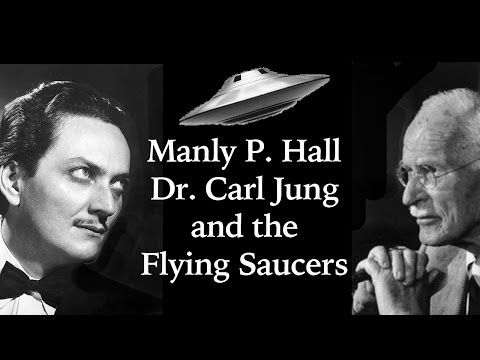 NEW: Manly P. Hall, Dr. Carl Jung and the Flying Saucers - Audio Lecture