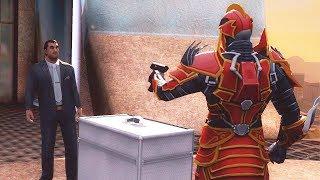 Gangstar Vegas - Red Dragon Armor LV 3 V...