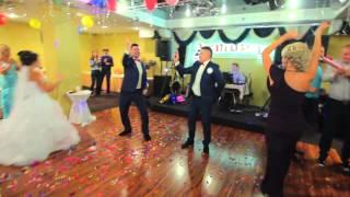 Танец Молодожёнов с сюрпризом 10.10.15