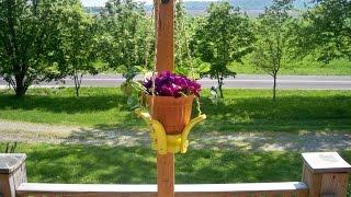 [Garden Ideas] *Hanging Flower Pot Ideas*
