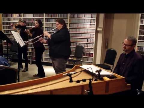 Seattle Baroque Orchestra performs Corelli on NW Focus LIVE