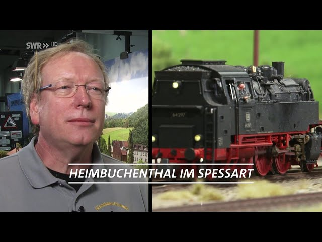 Modellbahn Spezial: Heimbuchenthal im Spessart   Eisenbahn-Romantik