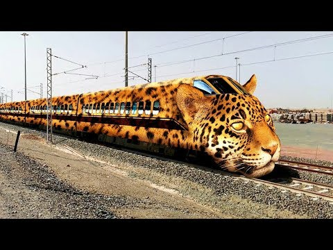 Fastest Trains In The World 2018 | Top 10 fastest trains in the world 2018