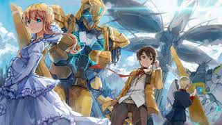 Aldnoah Zero OST - BRE@TH//LESS