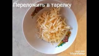 Рецепт для ребенка от года (кабачок с сыром)