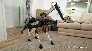 Introducing SpotMini by : BostonDynamics